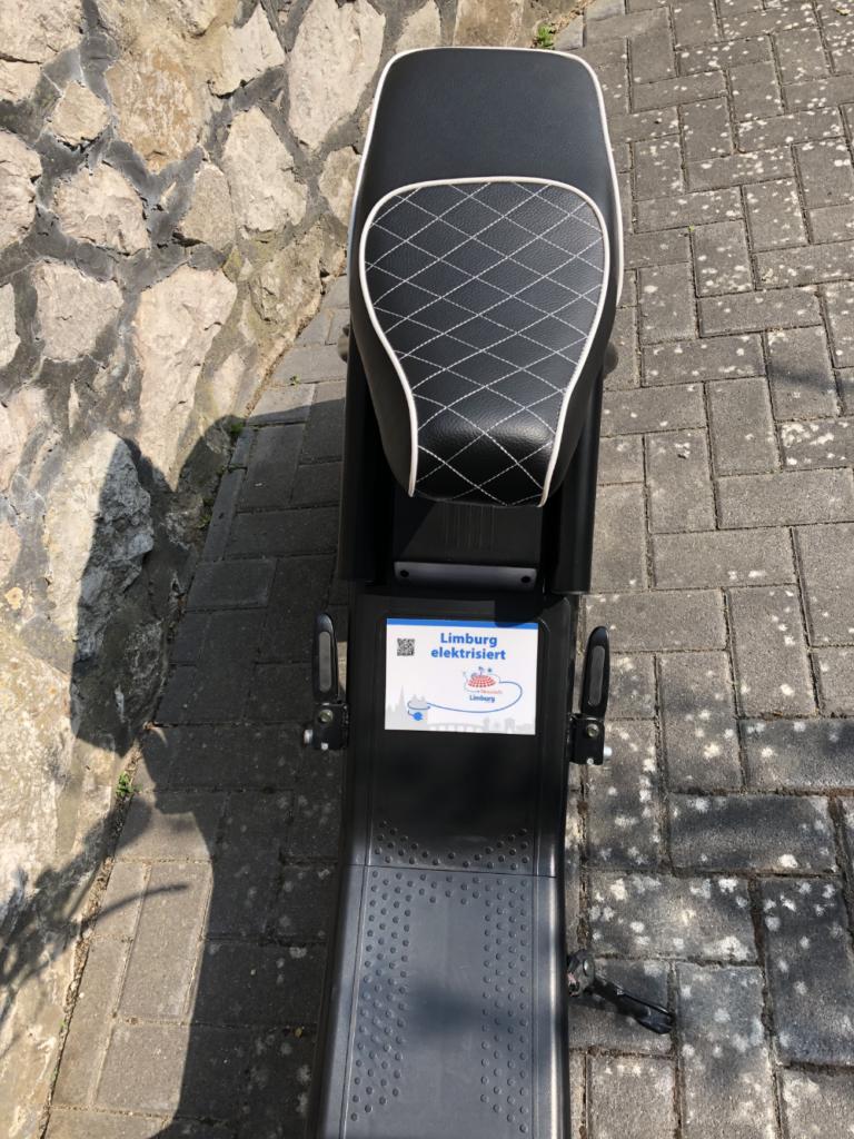 Limburg elektrisiert - Förderung für Spyder Wheelz E-Chopper